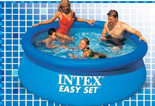 Pileta de Lona Intex